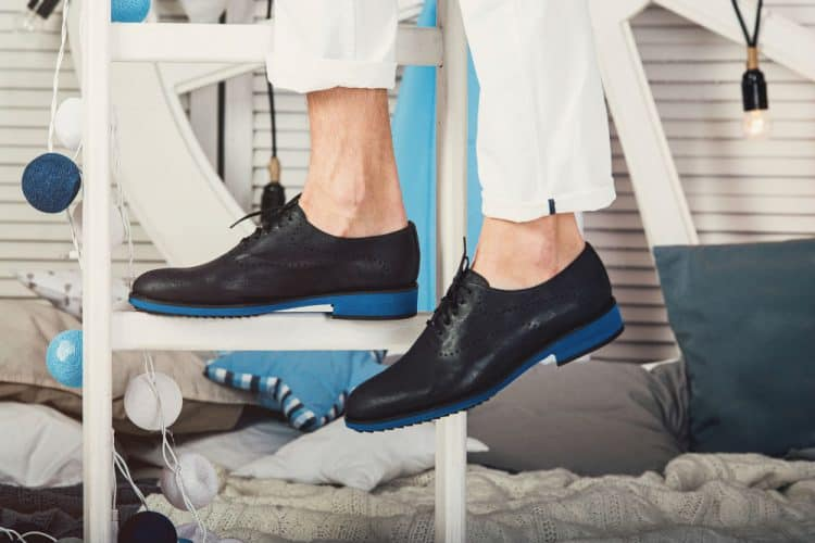 Can You Wear Dress Shoes with Jeans?