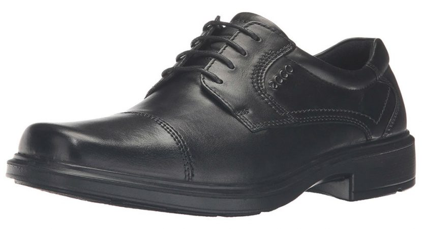 ECCO Men's Helsinki Cap-Toe Oxford Dress Shoes Review