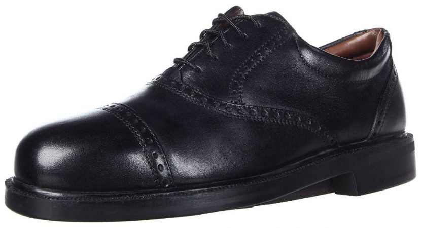 Florsheim Men's Noval Cap Toe Oxford Review