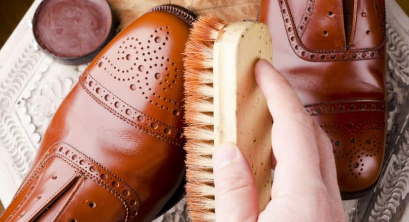 How To Polish Dress Shoes
