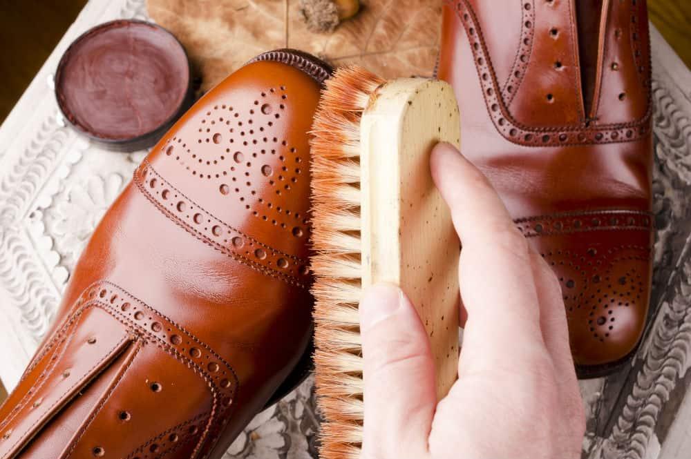 How To Polish Dress Shoes