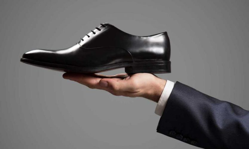 How to Repair the Sole of a Dress Shoe