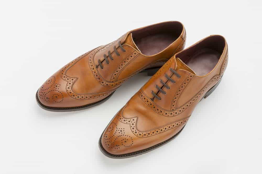 Always have a nice pair of Oxford Wingtip dress shoes at hand