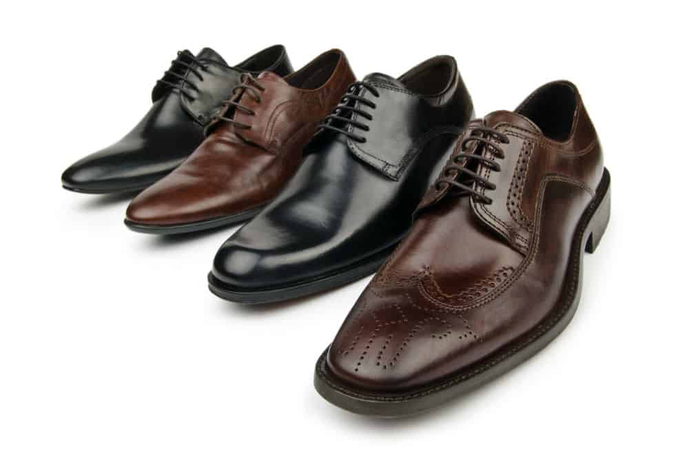 Alpine Swiss Lace up Dress Shoes For Men Review