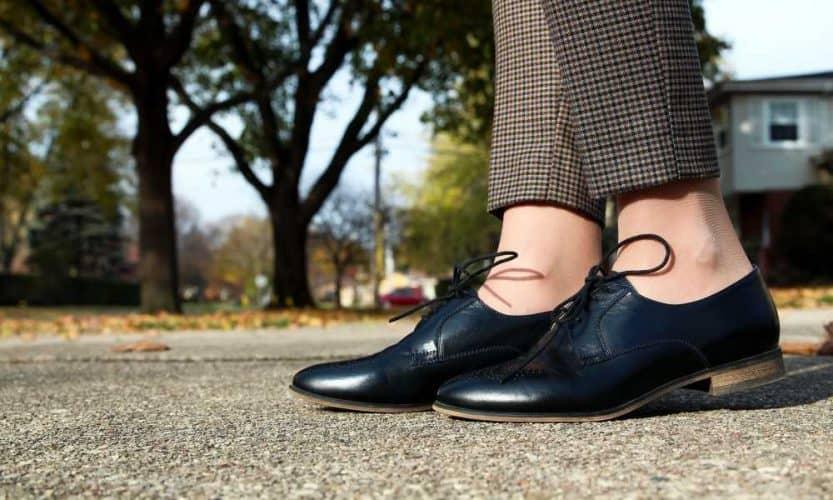 Amali Mens Morris Style Black and Metallic Splatter Slip-On Dress Shoes Review