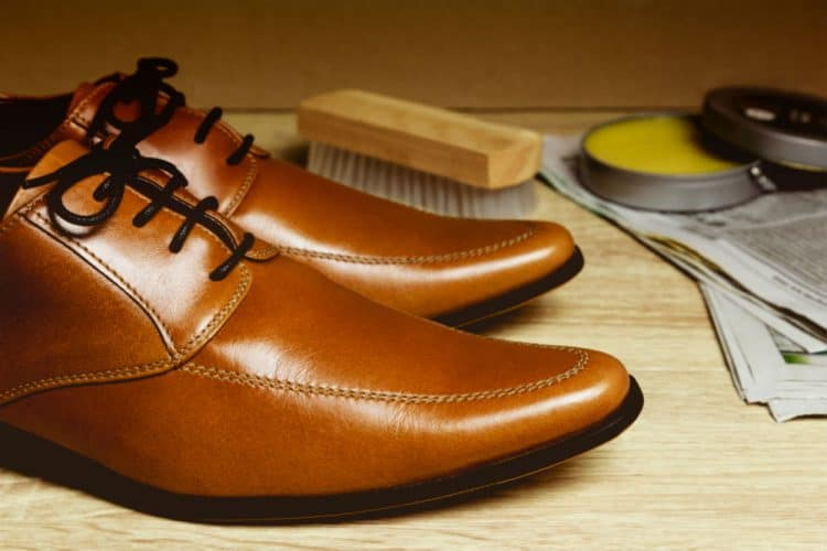 How to Remove Scuff Marks from Dress Shoes