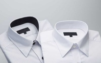 Calvin Klein Non-Iron Herringbone Dress Shirt Review