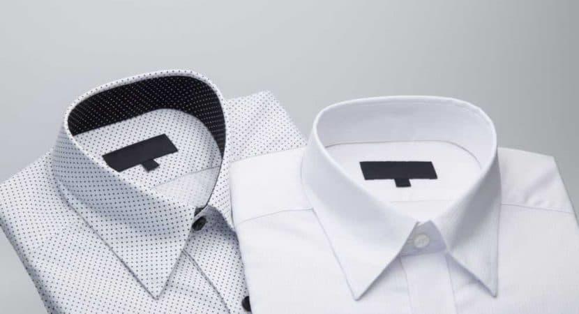 Calvin Klein Non-Iron Herringbone Dress Shirt Review