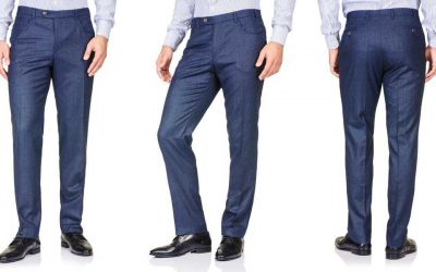 Haggar Men's Cool 18 Dress Pants Review