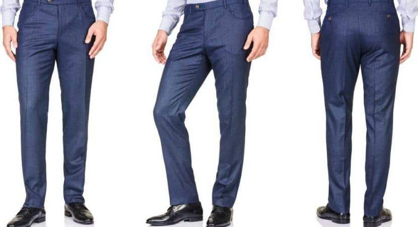 Haggar Men's Cool 18 Dress Pants Review