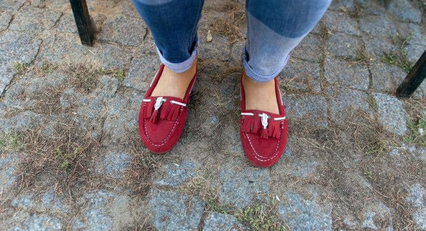 How To Wear Loafers - Women's