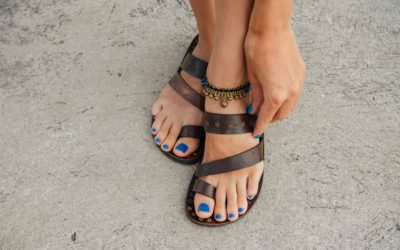 How to Fix a Broken Sandal