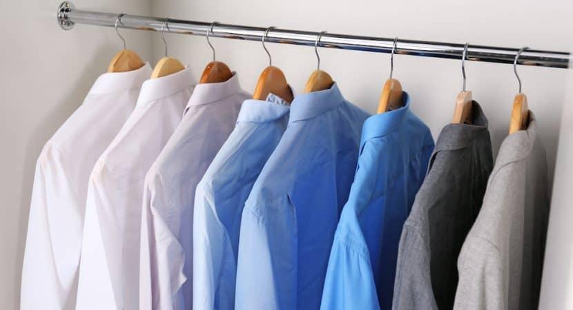 dress shirt vs casual shirt