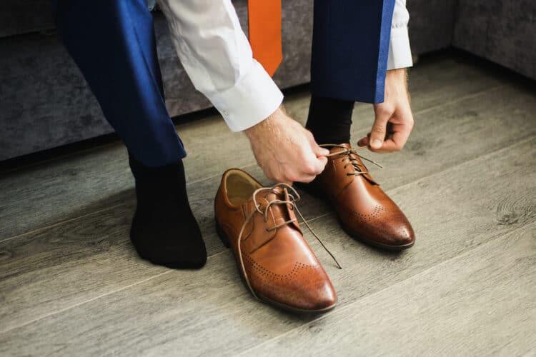 best lightweight men's dress shoes for work