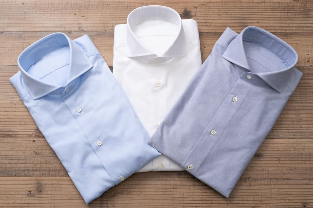 best dress shirt colors for men
