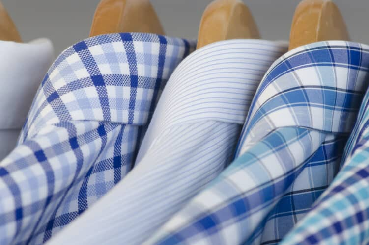 best fabric for men's dress shirts