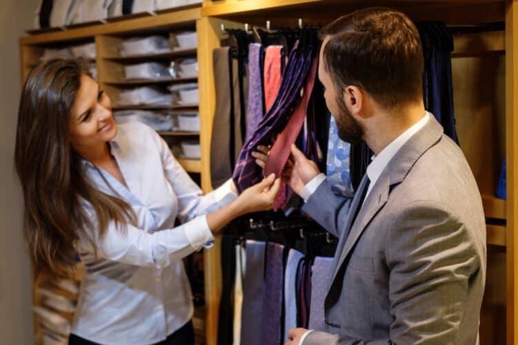 how to tie a skinny tie